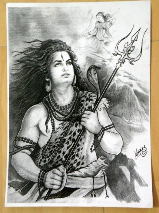 Shiva by HARRY